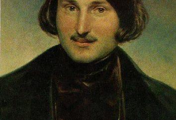 Analyse de la « Portrait », une mission de recherche créative de l'art de Gogol