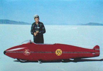 Rekord prędkości Berta Monro