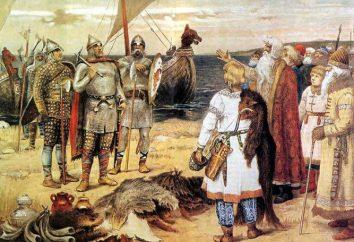 Príncipe Oleg: uma biografia do fundador do poder russo Velho