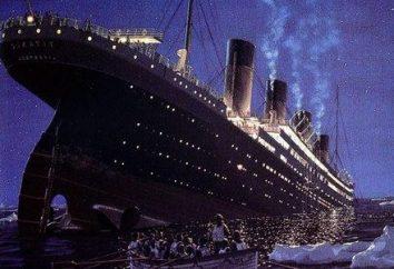A morte do Titanic: evento e mistério da noite