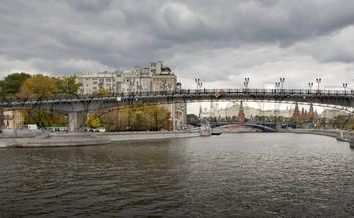 Łużkow Bridge (Moskwa)