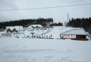« Feuillus Mountain » – l'une des meilleures stations de ski à Ekaterinbourg