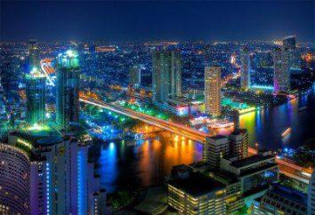 Bangkok: les photos, les attractions, l'histoire