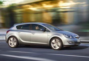 Opel Astra Turbo – turboekologizirovanny młodzież hatchback o sportowym wyglądzie