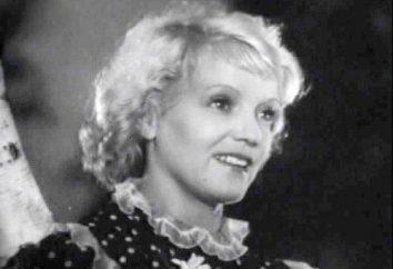 Marina Ladynina (atriz): biografia, vida pessoal, fotos pessoais