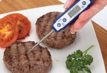 termometr pokarmu: Główne zalety i różnorodność asortymentu