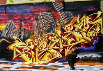 Le style des graffitis – un nouveau regard sur la peinture