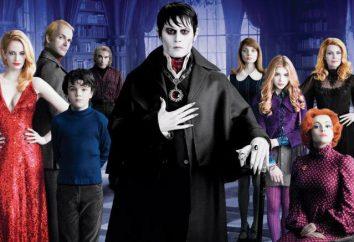Vampire films avec Dzhonni Deppom: nom, les téléspectateurs critiques