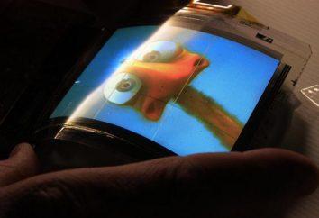 Che cosa è uno schermo flessibile? Vantaggi di telefono schermo flessibile