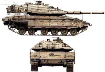 Il serbatoio Merkava è il carro di battaglia di Tsakhal