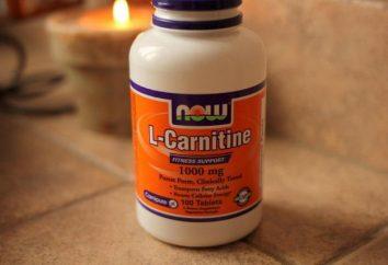 """Posso acquistare la """"L-Carnitina"""" in farmacia? Istruzioni e recensioni della preparazione. analoghi"""