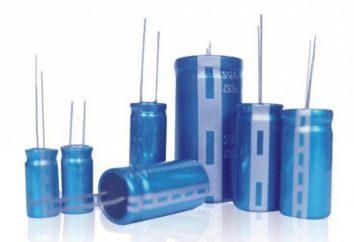 Energia kondensatora i jego zdolności