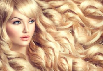 Coloration des cheveux en blond doré: recommandations, points forts