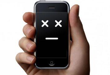 reinicio iPhone duro