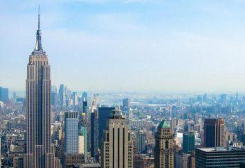 Najlepszych uniwersytetów w Nowym Jorku