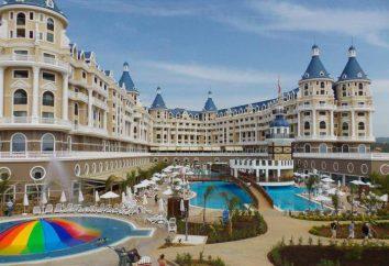 Haydarpasha Palace Hotel 5 *: infra-estrutura, alojamento e comentários