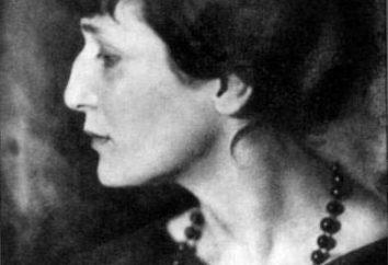 """Analisi della poesia di Akhmatova """"Terra nativa"""" e della sua preistoria"""