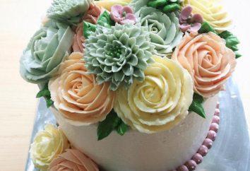 Jak ozdobić tort w stylu Malezji