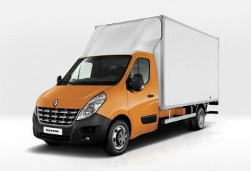 """""""Renault Master"""" – comentários dos proprietários e carro revisão"""