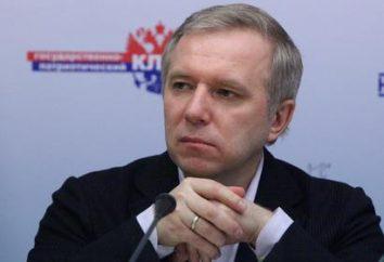 Shuvalov Jurij Evgenevich: kariera i biografia