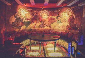 """Restauracja """"Buchara"""" w Czelabińsku: wybór miłośników kuchnia uzbecka"""