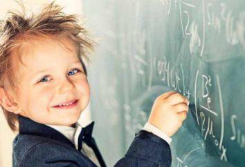 plan individuel de travail avec enfant doué: description, caractéristiques et recommandations