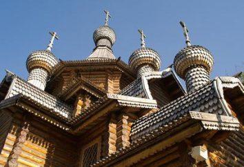 Orthodoxe Wochentagen und Legenden über den Tempel in Koptev – Georgiya Pobedonostsa