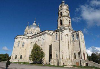 Gus-Ferro, Trinity Cathedral Kasimovskaya Diocese: descrição, história. Gus-ferro: atrações