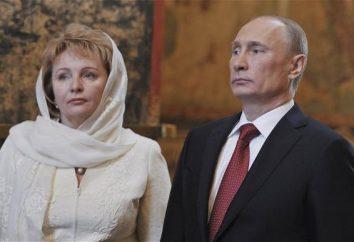 Biografia Lyudmila Putina: ritratto della ex moglie del presidente russo