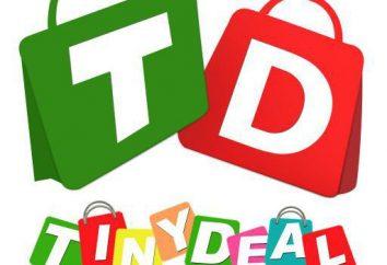 Chiński sklep internetowy z bezpłatną wysyłką TinyDeal: Opinie