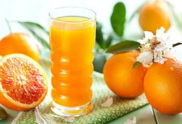 Sok pomarańczowy z 4 pomarańczy: przepis