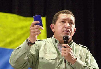 Prezydent Wenezueli Hugo Chavez: A Biography i działalność polityczna. Pełna lista prezydentów Wenezueli