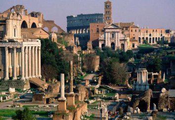 Les plus célèbres villes italiennes. Cités-états