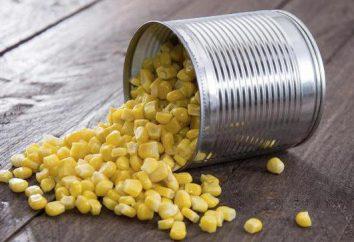 zuppe fatte in casa a mais in scatola: ricette semplici
