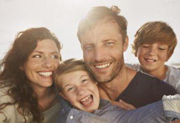 Aktualizacje o dziecku i szczęścia: piękne zdanie na portalach społecznościowych