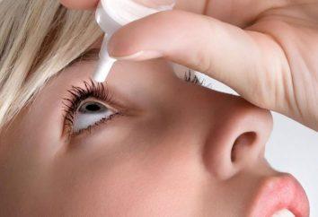 """""""Natural łza"""" – spada na zespół suchego oka"""