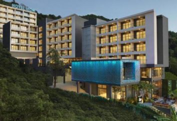 Hôtel IKON Phuket 4 * (Phuket / Karon Beach, Thaïlande) photos et commentaires