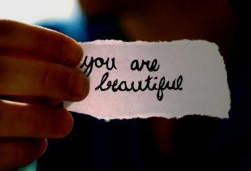 Une petite fille un compliment sur sa beauté, ou comment ne pas tomber dans le visage de la saleté?