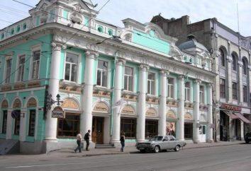 """Restaurante """"Pyatkin"""" (Nizhny Novgorod): descrição, comentários"""