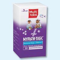 """Medicamento """"Inmunoglobulina Plus Multi-pestañas"""" – un rico complejo de la vitamina"""