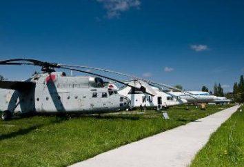 Kijów Muzeum Lotnictwa. Impreza ekspozycji, koszty usług, kierunki
