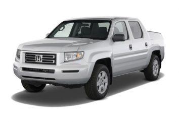 """II generacja """"Honda Ridgeline"""" – pick-up dla zwykłych ludzi"""