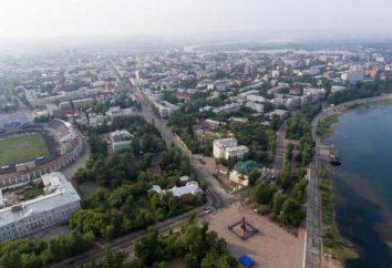 Meteo e clima Irkutsk