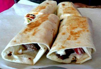 Cómo cocinar shawarma en casa?