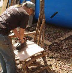 Jak zbudować własne ręce krzesła z drewna: charakterystykę procesu