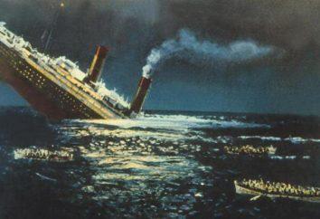 katastrofa morska. Zatopionych statków pasażerskich oraz okrętów podwodnych