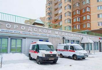 City Medical Center, Mytishchi. Indirizzo, servizi, recensioni relative ai medici