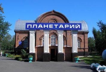 Spettacolo Barnaul: una revisione. Parchi di divertimento in Barnaul