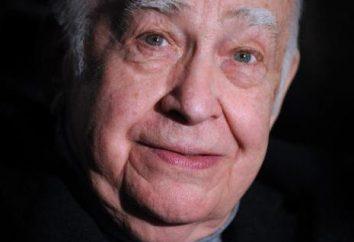 Vadim Yusov: biografia, filmes, atividades educacionais