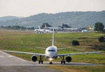 Aéroport, Croatie: histoire couchette céleste et la ville éponyme de Split